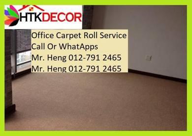 OfficeCarpet Roll- with Installation Z6BI
