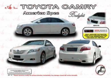 Toyota camry US Spec AM Bodykit body kit Skirt lip