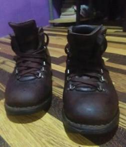 Kasut boot kulit murah