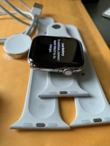 Apple Watch Series 4 44 mm Stainless Steel