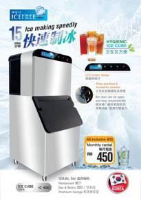 Flake Snow Ice Maker Machine Selangor Johor Penang