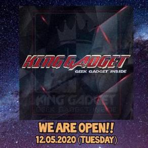 King Gadget 1Borneo Repair & Service (CMCO)