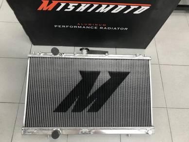 Mishimoto Aluminium Radiator Mit Lancer Evo 4 5 6