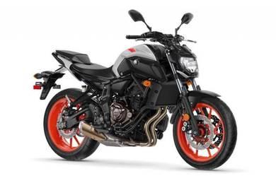 (ClearStok) 2021 New Yamaha MT07 MT 07 MT-07