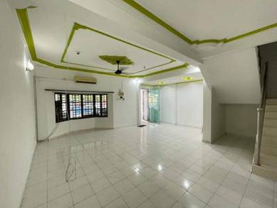 Double Storey Terrace House FOR SALE Taman Puteri Wangsa Jalan Beladau
