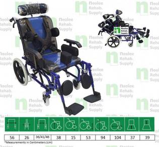 [Neolee] Tilt-in-Space Wheelchair CP CerebralPalsy