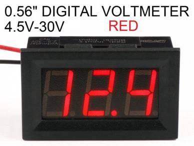 Digital LCD Voltmeter DC 4.5V~30V tester 0.56