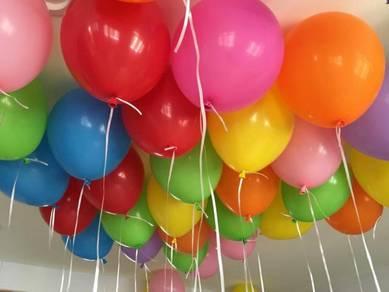 Helium balloon ipoh 2
