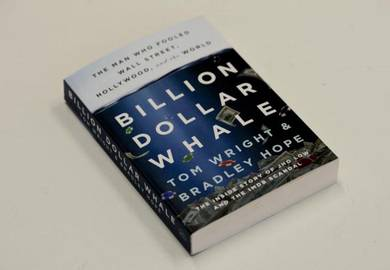 Billion Dollar Whale E book