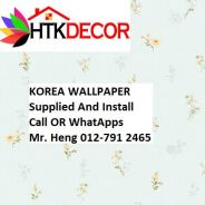 Simple Design With Wall paper with Install 37JRW
