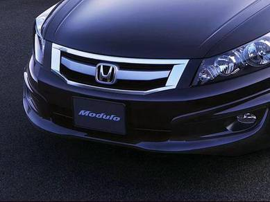 Honda accord 2008-2011 modulo grill chrome