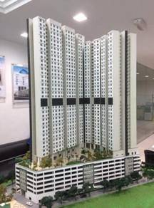 Bukit jalil apartment with 30k subsidi to all malaysian limited unit!