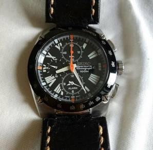 Seiko Sportura Alarm Chronograph