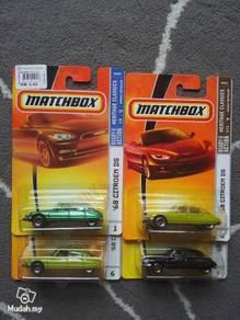 Matchbox Citroen DS not Hotwheels