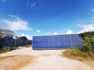Land permatang pauh kubang semang lorry parking warehouse