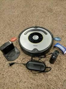 IRobot Roomba 630 Robotic Vacuum