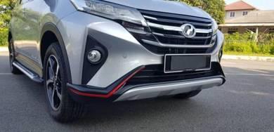 Perodua Aruz Gear Up Bodykit Front And Rear