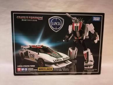 Transformers: MP-20 Wheeljack