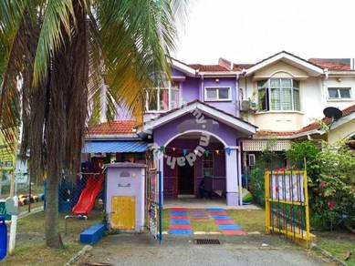 CORNER LOT 2 STOREY TERRACE HOUSE TTDI JAYA Shah Alam Selangor