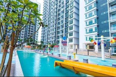 FULLY FURNISHED Condominium For Rent Parkland Residence,Bachang Melaka