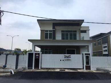 FREEHLD Corner Bungalow Taman Senawang Perdana ,Negeri Sembilan