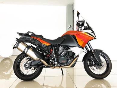 2014 Unregister KTM 1190 Adventure Euro Spec