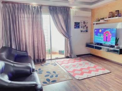 [ Penthouse + Renovated ] Casa Riana Apartment Puncak Jalil