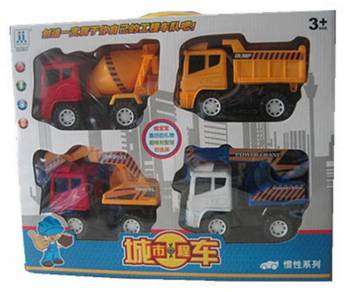 City Construction Truck