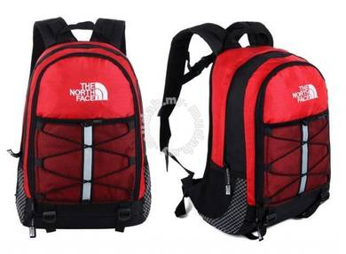 Ben Camping Travel Bag 35L Hiking Backpack - Red