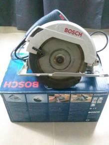 Mesin circular saw bosch