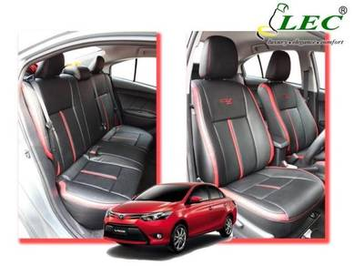 TOYOTA VIOS LEC Seat Cover sports series (ALL IN)