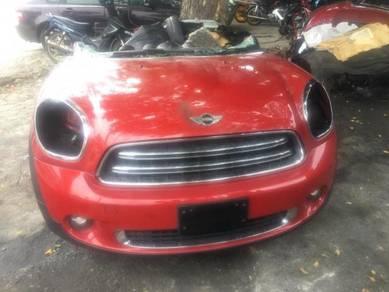 Mini r60 countryman half cut /engine/gear box