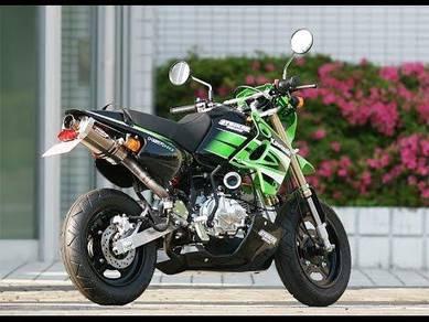 Kawasaki ksr pro 110 limited stock