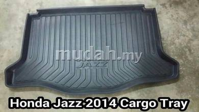 Honda jazz boot tray cargo tray trunk tray