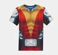 Super Hero Slim Fit Compression Shirt - X-Men 1