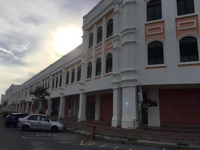 Ground Floor Shop Lot Pusat Perniagaan Bukit Baru ,Melaka