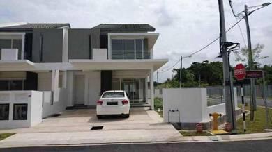 Double Story Corner Lot Taman County Villa ,Ayer Keroh Melaka
