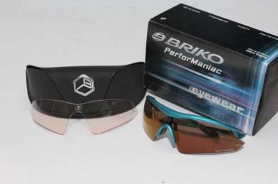 Briko Endure Pro sunglasses - 2 lenses