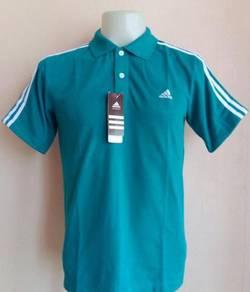 Polo Adidas (Turquoise)