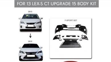 Lexus CT200 Hybrid F-Sport Set 2015 Facel Bodykit