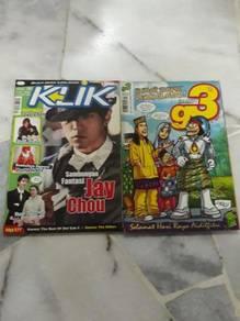Klik dan g3 old magazine