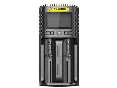 Nitecore UM2 Intelligent USB Dual-Slot Charger