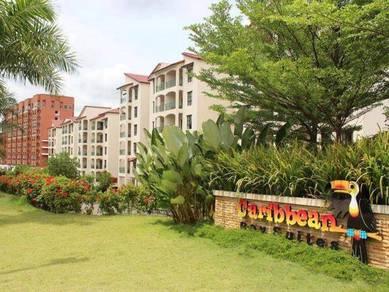 Family suite (carribean bay) at bukit gambang resort city, pahang