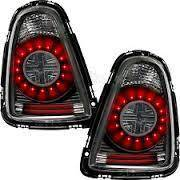 Mini cooper r55/r56 light bar tail lamp