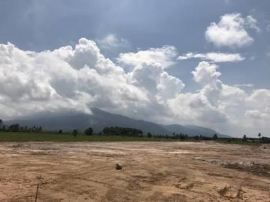 Tanah lot bergeran