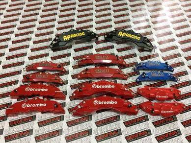 Brembo, ap racing, endless brake cover