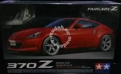 Tamiya 1/24 Nissan Fairlady 370Z