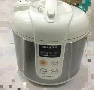 Sharp rice cooker 1.8 ( new )
