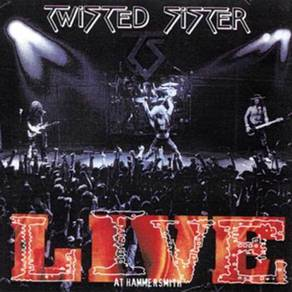 Twisted Sister - Live At Hammersmith '84