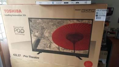 New toshiba digital led tv 43 2017/18